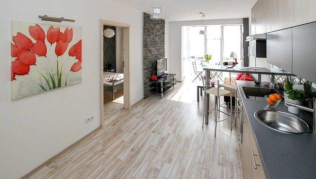 prostory v bytě