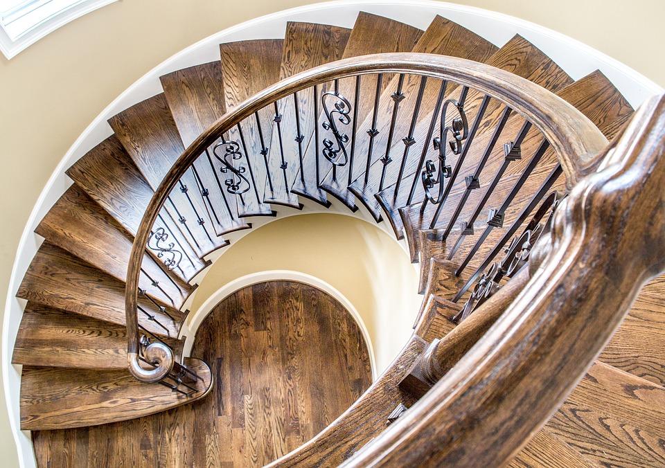 Nákup nového schodiště